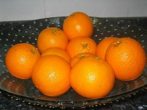 Beneficio de la naranja
